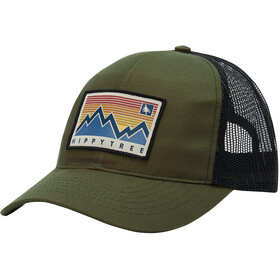 Hippy Tree Spectrum Casquette Homme, military